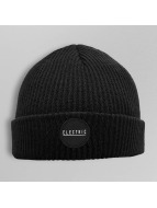 Electric Beanie RUBBER STAMP black