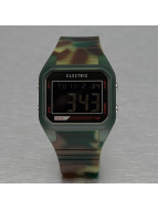 Electric horloge ED01 PU camouflage