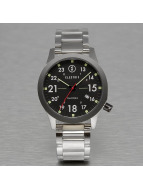 Electric horloge FW01 Stainless Steel grijs