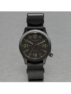 Electric Klocka FW01 Leather svart