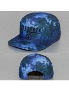 Electric snapback cap IDENTITY COR blauw