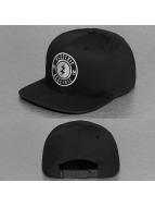 Electric Snapback Cap PENINSULA schwarz