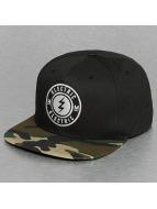 Electric Snapback Caps PENINSULA czarny