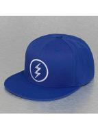 Electric Snapback VOLT modrá