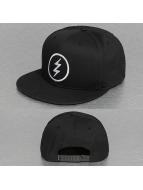 Electric Snapbackkeps VOLT svart