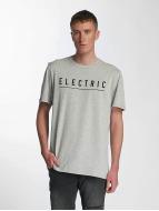 Electric T-Shirt Script grey