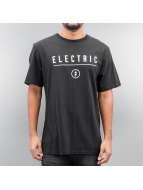 Electric Tall Tees CORP IDENDITY czarny