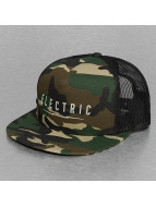 Electric Trucker Cap UNDERVOLT II camouflage