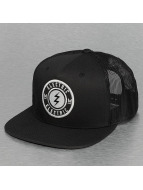 Electric trucker cap ESTABLISHED zwart