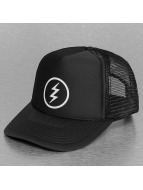 Electric trucker cap VOLT zwart