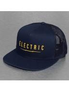 Electric Trucker Caps UNDERVOLT II niebieski