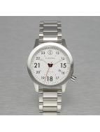 Electric Uhr FW01 Stainless Steel silberfarben