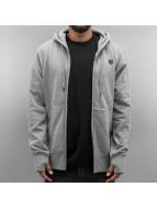 Electric Zip Hoodie VOLT gray
