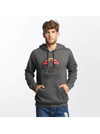 Element Hoody Tri Tip grau