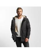 Element Manteau hiver Roghan noir