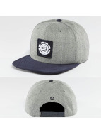 Element Snapback Cap United grau