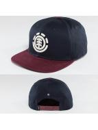 Element Snapback Cap Classic Knutsen schwarz