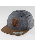 Element Snapback Caps United niebieski