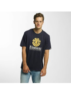 Element T-Shirt Vertical blau