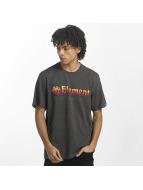 Element T-Shirt Horizontal Fill gray