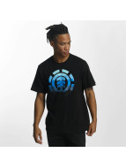 Element T-Shirt Hues schwarz