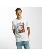 Element T-Shirt Tilt weiß