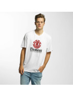 Element T-Shirts Vertical beyaz