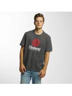 Element T-Shirts Vertical gri