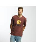 Element T-Shirts Vertical kırmızı