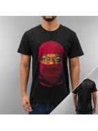 Eleven Paris T-Shirt Cabig schwarz