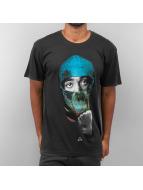 Eleven Paris T-Shirt Cablu Oversize schwarz