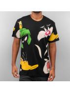 Eleven Paris T-Shirt Cloony Oversize schwarz