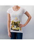 Eleven Paris T-Shirt Warty weiß