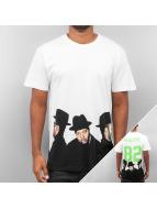 Eleven Paris T-Shirt Rund weiß