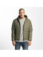 Ellesse Демисезонная куртка Lombardy Padded оливковый
