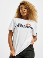 Ellesse T-Shirty Albany bialy