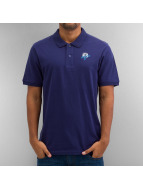 Enyce Poloshirt Shade blau
