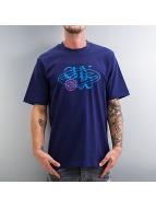 Enyce T-Shirt Tonal Icon bleu