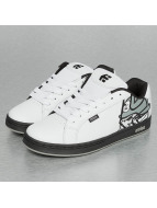 Etnies Baskets Metal Mulisha Fader Low Top blanc