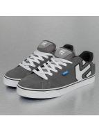 Etnies Sneaker Fader Vulc Low Top grau