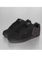 Etnies Sneaker Fader Low Top nero