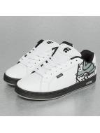 Etnies Sneakers Metal Mulisha Fader Low Top bialy