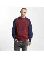 Etnies Sweat & Pull Sano Crew rouge