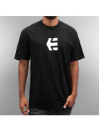 Etnies T-paidat Icon Mid musta