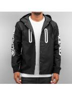 EVISU Демисезонная куртка Multi Logo черный