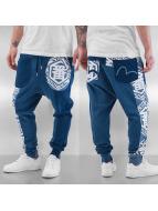 EVISU Спортивные брюки Ichiban синий