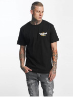 Famous Stars and Straps T-shirt Pit Stop nero