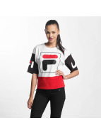 FILA Camiseta Urban Line Cropped Late blanco