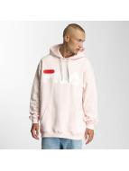 FILA Felpa con cappuccio Urban Line rosa chiaro