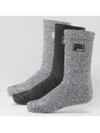 FILA Ponožky 3-Pack šedá